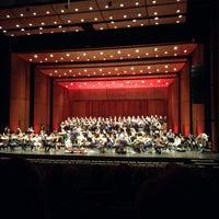 Photo taken at Grand Théâtre de Québec by Mireille D. on 12/17/2015