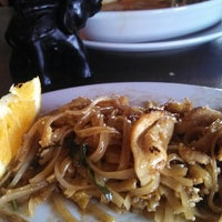 Photo taken at Thai Chef and Noodle Fusion by David S. on 7/11/2013