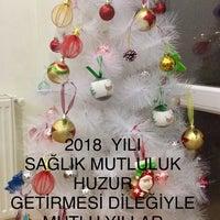 Photo taken at Yörük Ali Efe Parkı by Gürhan E. on 1/1/2018