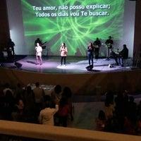 Photo taken at Igreja Batista da Graça by Samara S. on 6/25/2017