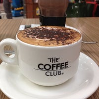 Photo taken at The Coffee Club by Jeffrey C. on 9/7/2013