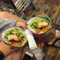 Photo taken at Sushi Burrito by Jeffrey C. on 6/24/2016
