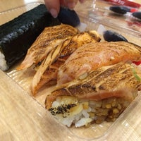 Photo taken at Sushi Sushi by Jeffrey C. on 12/26/2013