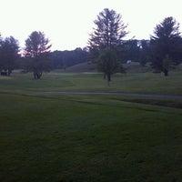 Photo taken at Blue Ridge County Club by Emma R. on 6/4/2014