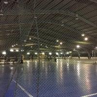 Photo taken at JPS Futsal Ampang by alif farhan k. on 10/13/2016