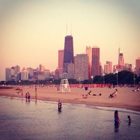 Photo taken at Fullerton Beach by evan on 7/19/2013