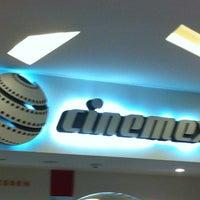 Photo taken at Cinemex by Ivan Emmanuel M. on 7/22/2013