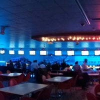 Photo taken at Cosmic Bowling by barmen Ilkay Ç. on 5/9/2013