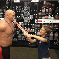 Photo taken at Sports Authority by Ken on 6/6/2013