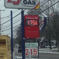 Photo taken at EJ Gas by Paul W. on 12/30/2015