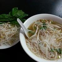 Photo taken at Phở SàiGòn by Lindsay F. on 8/8/2013