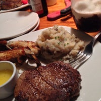 Photo taken at Outback Steakhouse by Colan N. on 10/30/2013