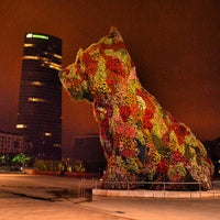 6/16/2013에 HECTOR O.님이 Puppy (Guggenheim)에서 찍은 사진