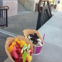 Photo taken at Menchie's Frozen Yogurt by Andrew A. on 3/13/2013