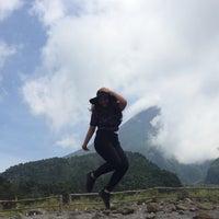 Photo taken at Gunung Merapi by Nia C. on 10/30/2017