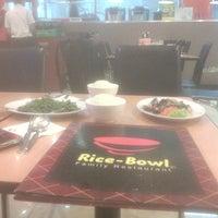 Photo taken at Rice Bowl by Heri X. on 5/11/2013