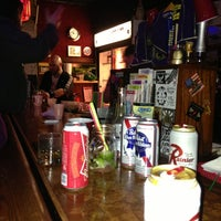 Photo taken at Ladd's Inn by Angeleah S. on 3/17/2013