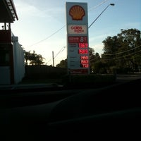 Photo taken at Shell Coles Express by neth on 11/26/2013
