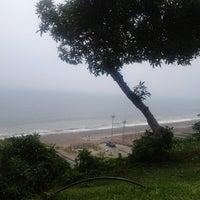 Photo taken at Parque Mahatma Gandhi by Carlos C. on 12/7/2014