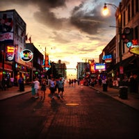Photo taken at World Famous Beale Street by Dean S. on 7/16/2013
