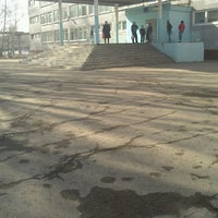 Photo taken at Школа №23 by Оксана Т. on 4/3/2013