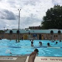 Photo taken at Upshur Swimming Pool by Samir L. on 8/6/2017