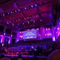 1/15/2018에 Samir L.님이 Kennedy Center Concert Hall - NSO에서 찍은 사진
