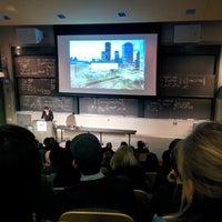 Photo taken at MIT 10-250 (Huntington Hall) by Samir L. on 4/9/2015