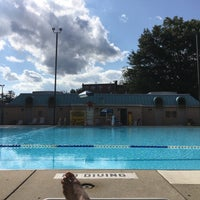 Photo taken at Upshur Swimming Pool by Samir L. on 9/3/2017