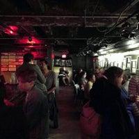 Photo taken at Backbar @ 9:30 Club by Samir L. on 4/5/2017