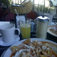 Photo taken at Bons Cafe by Carlos G. on 2/3/2013