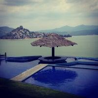 Photo taken at El Santuario Resort by Carlos G. on 5/25/2013
