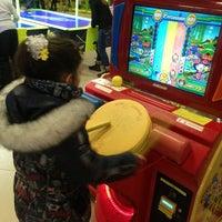 Photo taken at Планета игр by Олеся Ш. on 1/8/2015