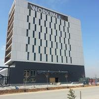3/4/2013 tarihinde Mesut G.ziyaretçi tarafından Workinn Hotel'de çekilen fotoğraf