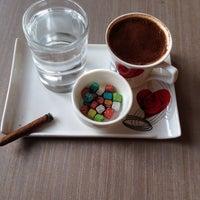 Photo taken at Cafe Mod by Aygül on 11/18/2014