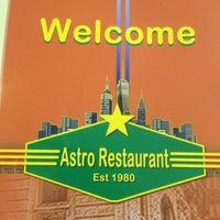 Das Foto wurde bei Astro Restaurant von Mike M. am 3/13/2013 aufgenommen