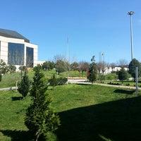 Photo taken at Teknoloji Fakültesi by Burak I. on 3/18/2013