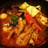 Photo taken at Soup Curry lavi エスタ(ESTA)店 by setoda on 12/3/2012