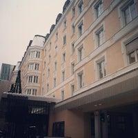 Das Foto wurde bei Sheraton Grand Salzburg von Kevin L. am 12/10/2012 aufgenommen