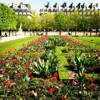 Photo taken at Tuileries Garden by Kevin L. on 5/2/2013