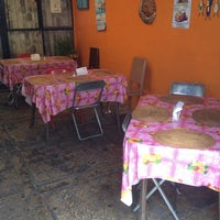 Photo taken at Cocina Economica Doña Ofe by Héctor C. on 5/29/2014