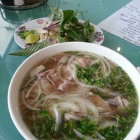 Photo taken at Pho Vietnam by Michael F. on 3/6/2013