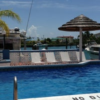 Photo taken at Ocean Reef Yacht Club And Resort by Kierston H. on 7/3/2013
