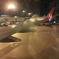 Photo taken at Domestic Terminal Departure by Mustafa Rüçhan P. on 7/1/2015