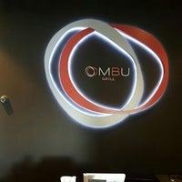 Photo taken at Ombu Grill by John H. on 4/11/2016