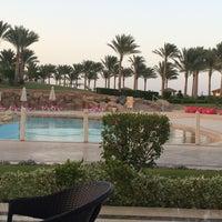 6/21/2014 tarihinde Kat S.ziyaretçi tarafından Rixos Sharm El Sheikh Reception'de çekilen fotoğraf