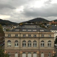 Photo taken at Dorint Maison Messmer Baden-Baden by Andreas R. on 10/20/2017