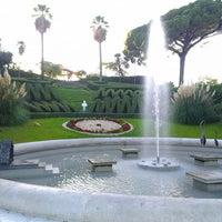 Photo taken at Villa Bellini by Ta T. on 10/18/2013