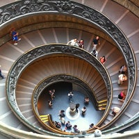 Photo taken at Vatican Museums by Slim R. on 8/17/2013