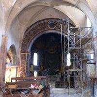 Photo taken at Notre-Dame-d'Alidon by Slim R. on 7/16/2013